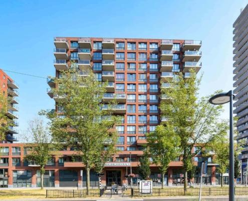 Woontoren 2 Delft