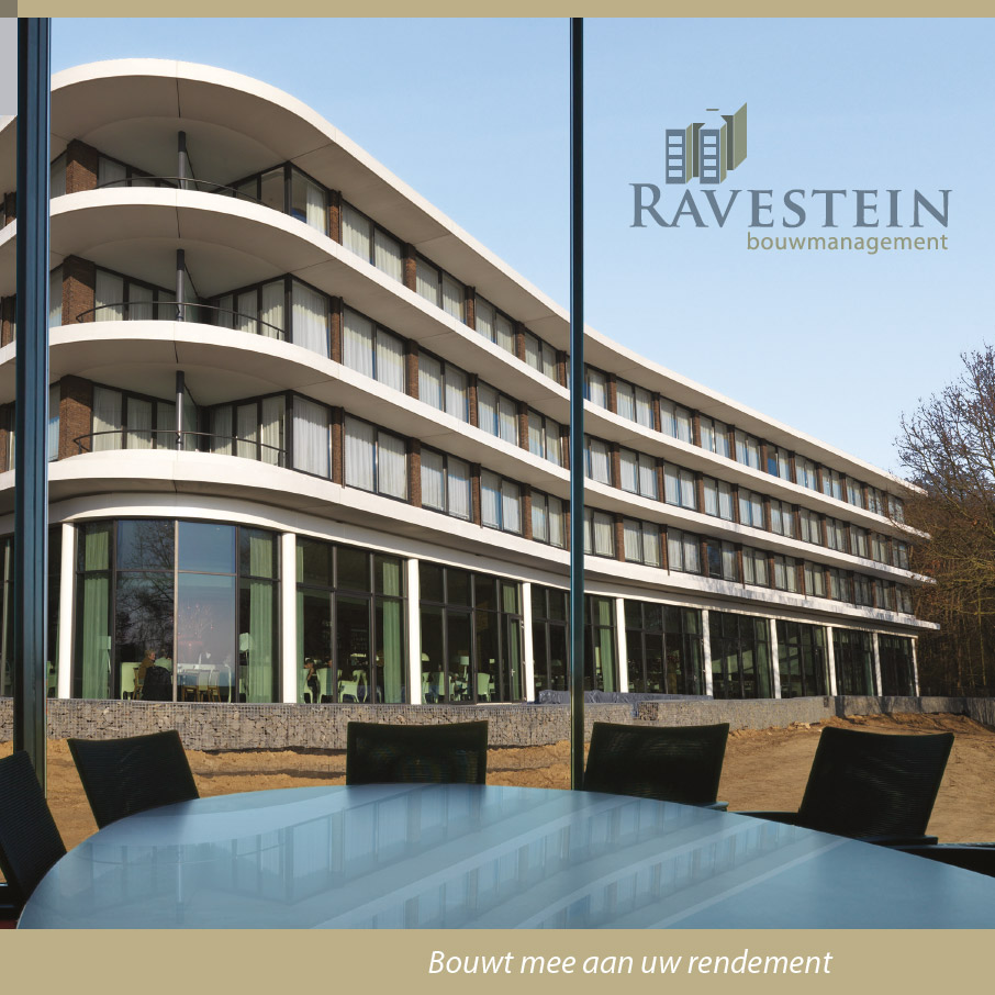 Ravestein Bouwmanagement brochure